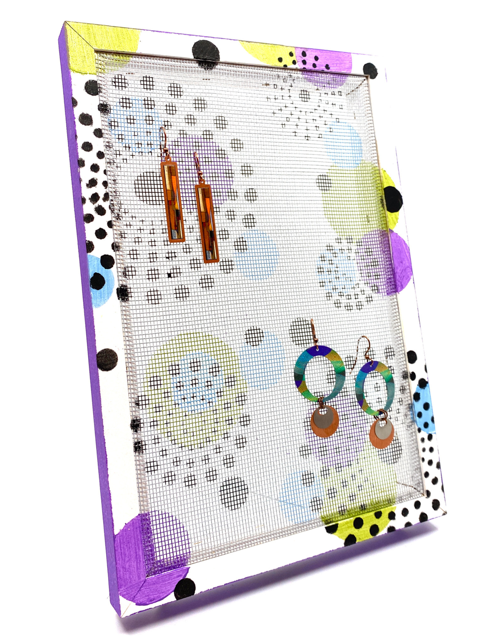 EARRING HOLDER GALLERY DIPPIN DOTS CLASSIC EARRING HOLDER