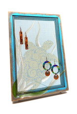 EARRING HOLDER GALLERY SEA TURTLE CLASSIC EARRING HOLDER