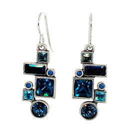 PATRICIA LOCKE BERMUDA SYNCOPATION EARRINGS