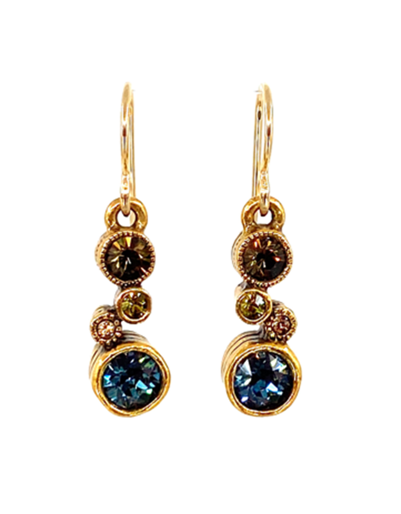 PATRICIA LOCKE CASCADE CASSIE EARRINGS