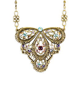 ANNE KOPLIK DESIGNS VIOLA RENAISSANCE REVIVAL NECKLACE