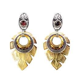 JOHN MICHAEL RICHARDSON BROADLEAVES EARRINGS