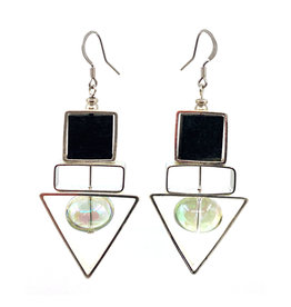 JOHN MICHAEL RICHARDSON GALILEO EARRINGS
