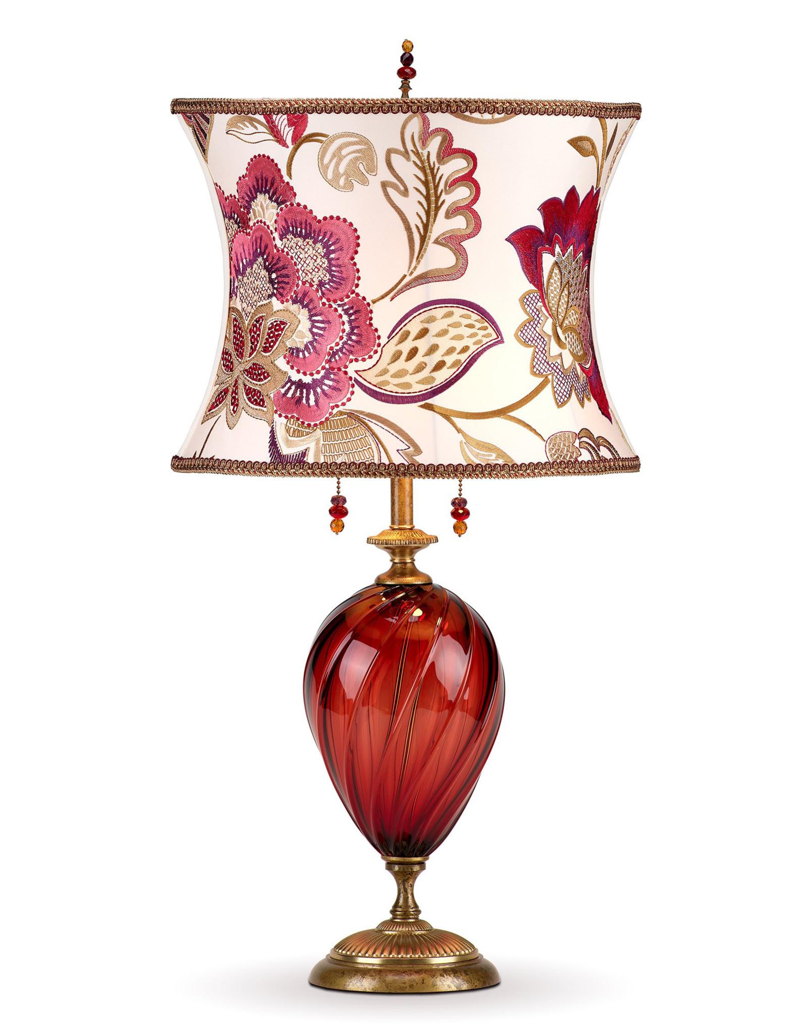 KINZIG DESIGN SCARLETT LAMP