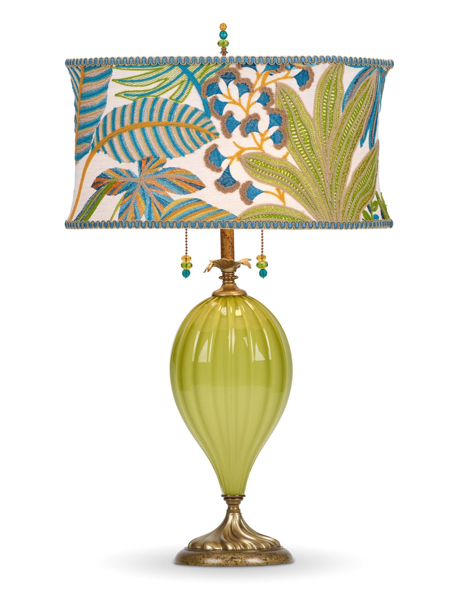 KINZIG DESIGN FERN LAMP
