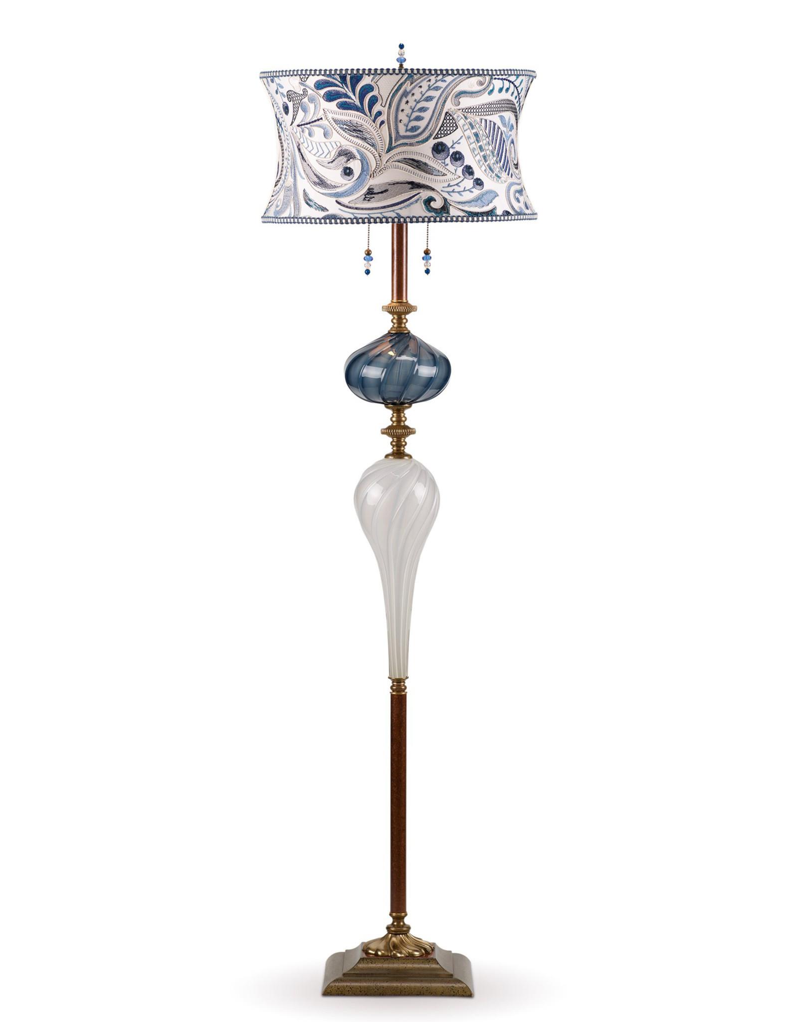 KINZIG DESIGN EVARISTO FLOOR LAMP