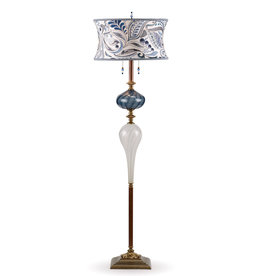 KINZIG DESIGN EVARISTO FLOOR LAMP