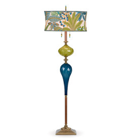 KINZIG DESIGN JAY FLOOR LAMP