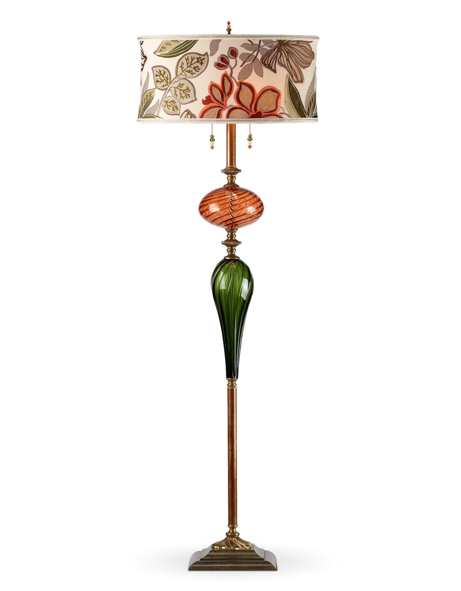KINZIG DESIGN JACQUES FLOOR LAMP