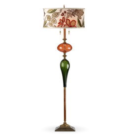 KINZIG DESIGN JACQUES FLOOR LAMP