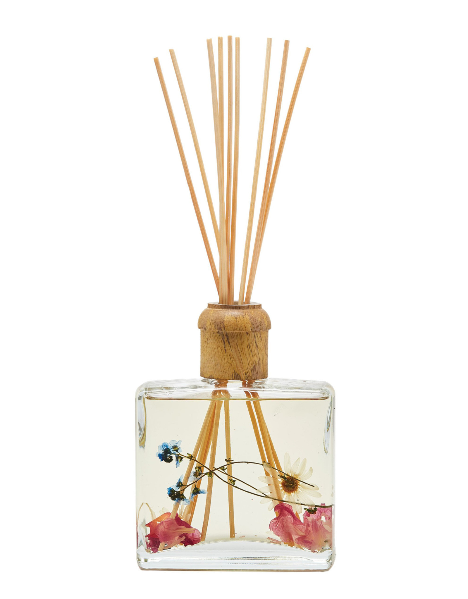 ROSY RINGS APRICOT ROSE BOTANICAL DIFFUSER