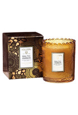 VOLUSPA BALTIC AMBER SCALLOPED EDGE CANDLE