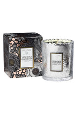 VOLUSPA YASHIOKA GARDENIA SCALLOPED EDGE CANDLE