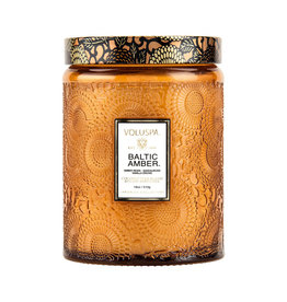 VOLUSPA BALTIC AMBER LARGE JAR CANDLE