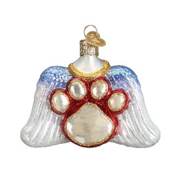 OLD WORLD CHRISTMAS BELOVED PET ORNAMENT