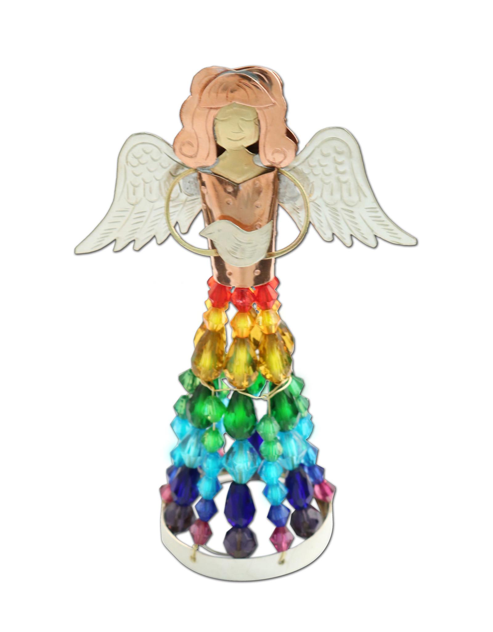 PILGRIM IMPORTS RAINBOW ANGEL