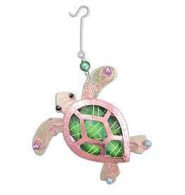 PILGRIM IMPORTS GEMMA SEA TURTLE ORNAMENT