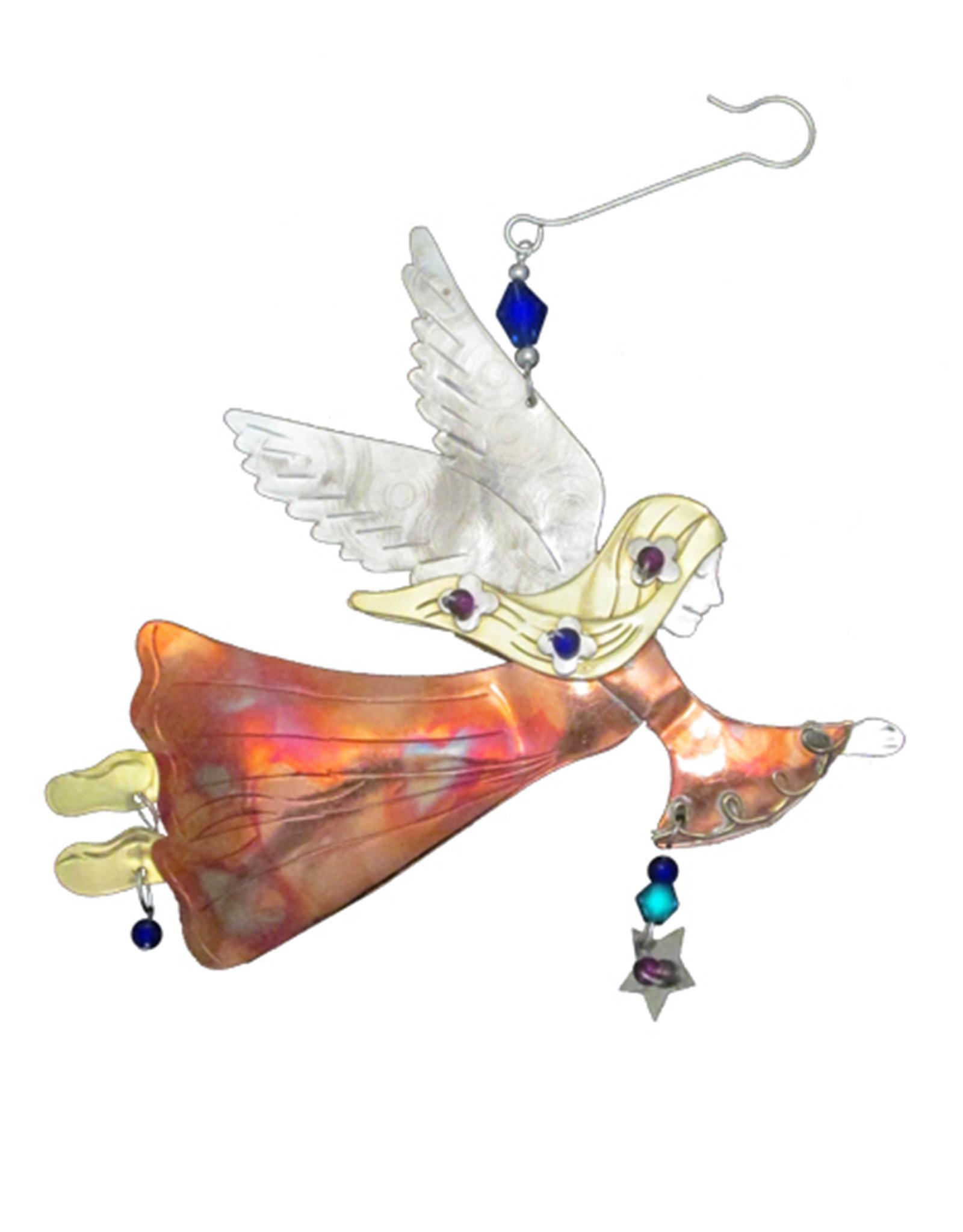 PILGRIM IMPORTS FREE SPIRIT ANGEL ORNAMENT