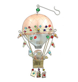 PILGRIM IMPORTS HOT AIR BALLOON ORNAMENT