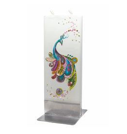 FLATYZ ARTYSY PEACOCK CANDLE