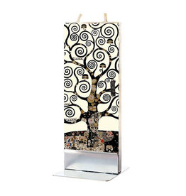 FLATYZ KLIMT TREE OF LIFE CANDLE