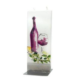 FLATYZ WINE & OLIVES CANDLE