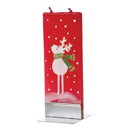 FLATYZ WINTER REINDEER CANDLE