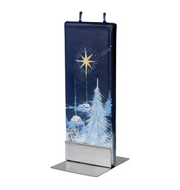 FLATYZ WINTER STAR CANDLE