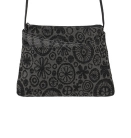 MARUCA MOD BLACK CROSSBODY SPARROW BAG