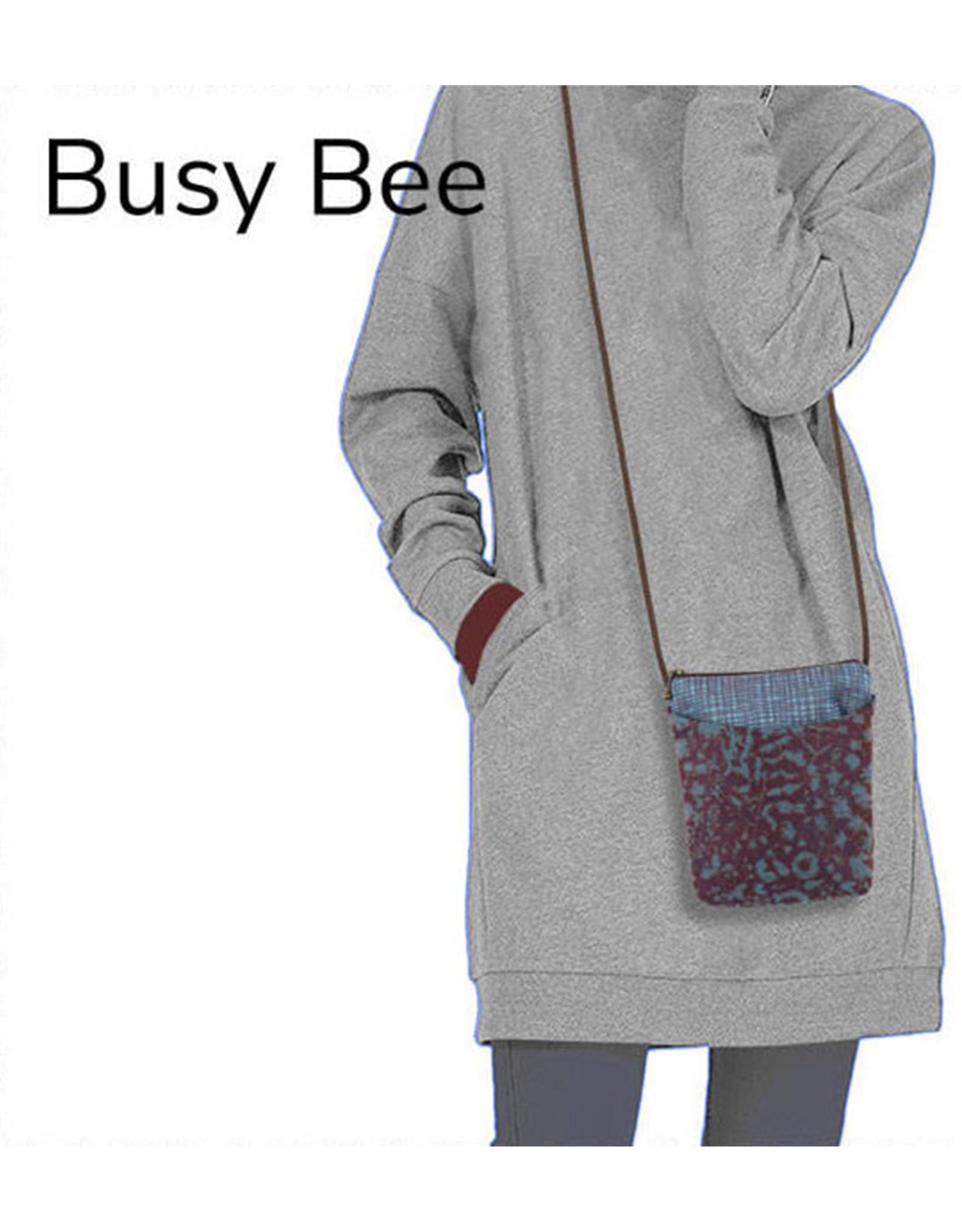 MARUCA PRAIRIE CROSSBODY BUSY BEE BAG