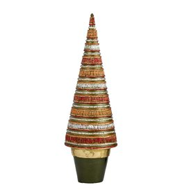 DEKORASYON MEDIUM GALLERIE CONE TREE