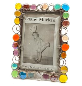 DIANE MARKIN 4x6 GARLAND MULTI PICTURE FRAME