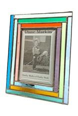DIANE MARKIN 4X6 RAINBOW PICTURE FRAME