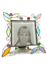 DIANE MARKIN 5X5 IVY MULTI PICTURE FRAME