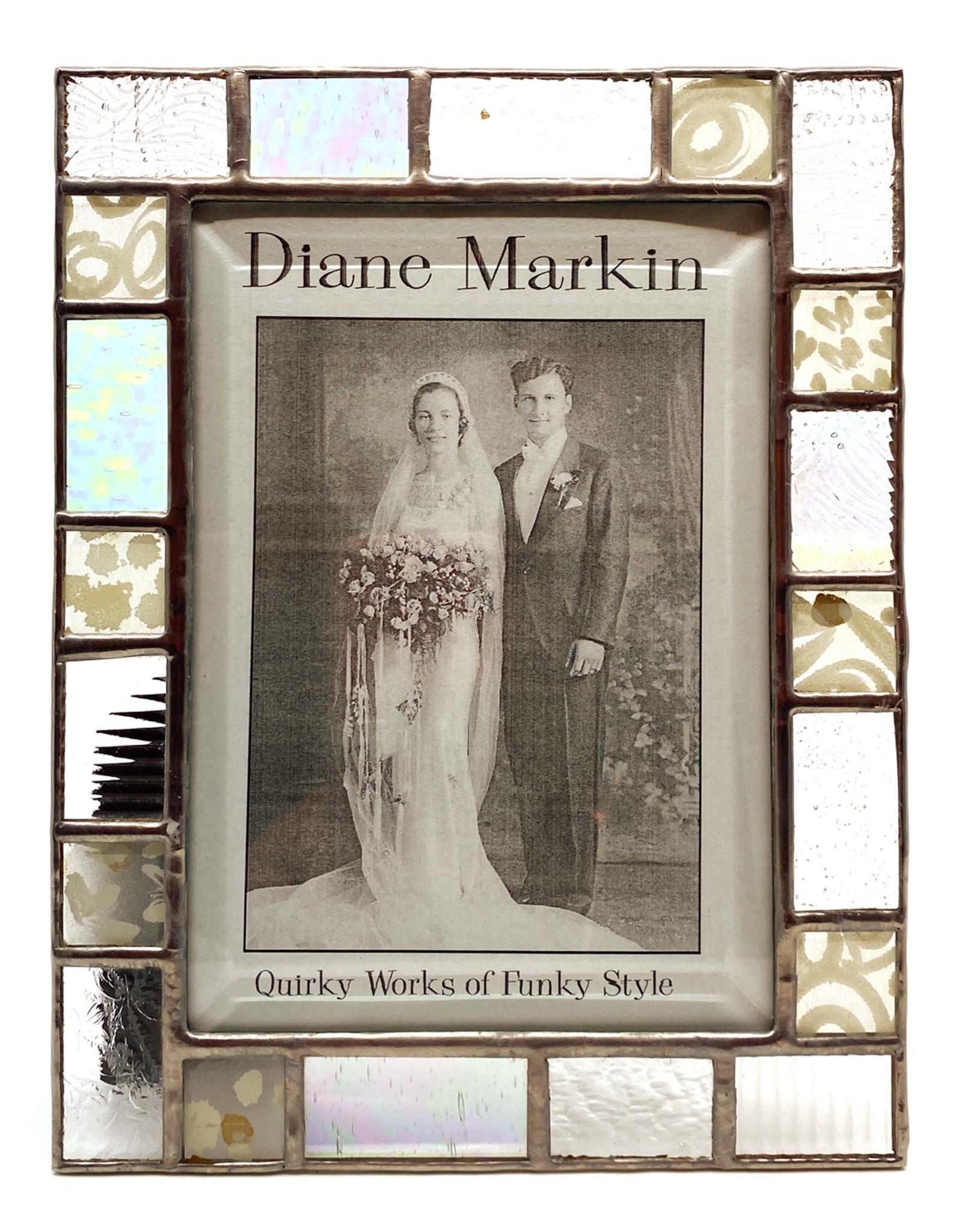 DIANE MARKIN 5X7 PETIT FOUR CLEAR PICTURE FRAME