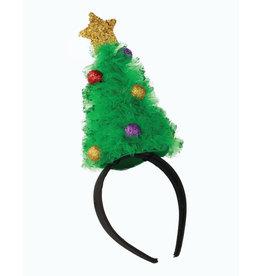 DEMDACO CHRISTMAS TREE TULLE HEADBAND