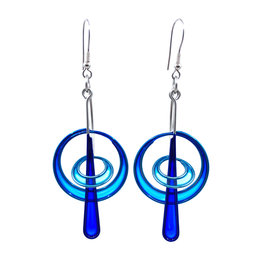 CHRISTOPHER ROYAL RAIN PENDULUM EARRINGS