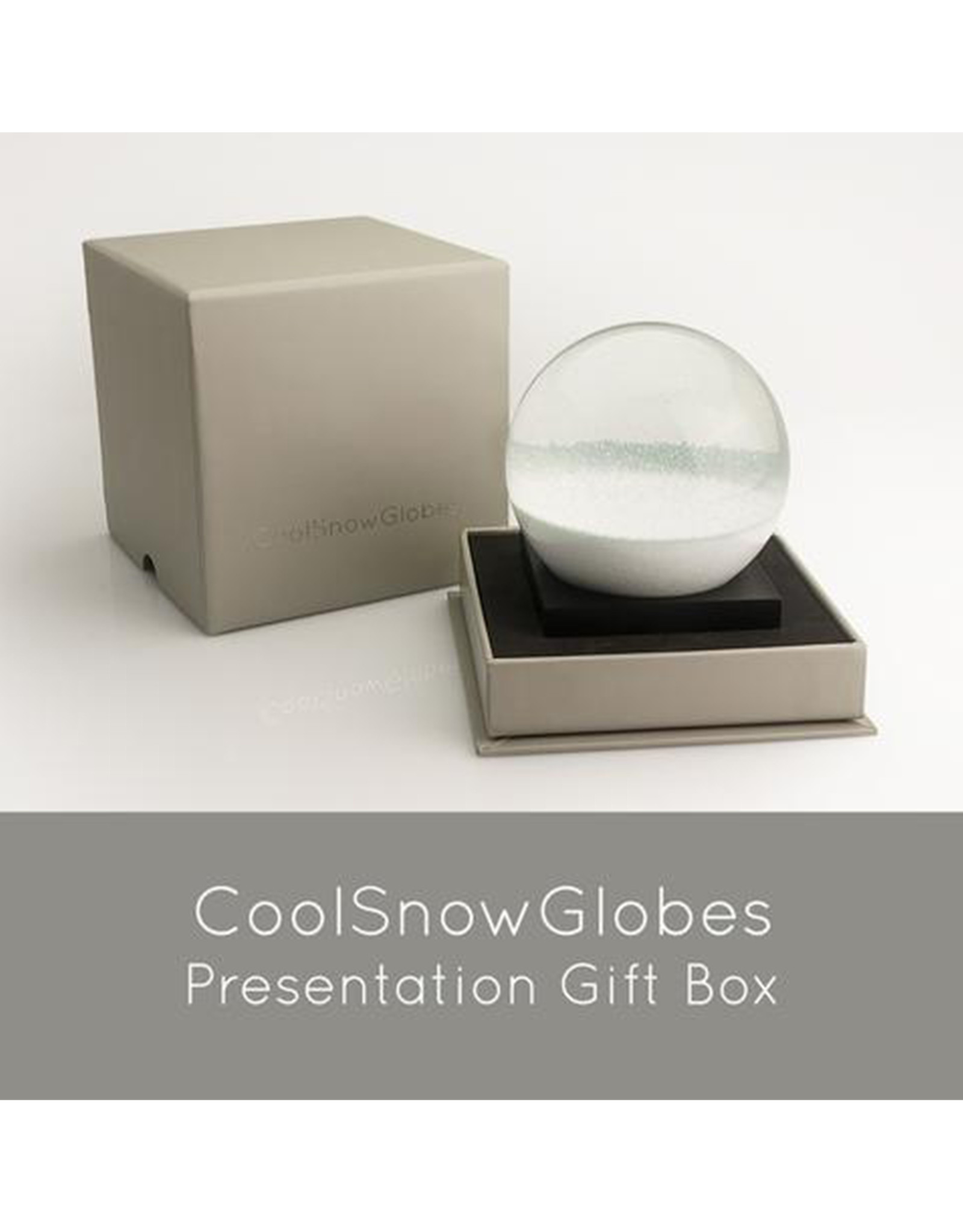 COOL SNOW GLOBES CAIRN SNOW GLOBE