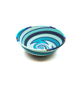 BASKETS OF AFRICA MEDIUM OCEAN BOWL