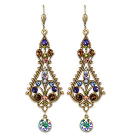 ANNE KOPLIK DESIGNS PARADISE SHINE EARRINGS