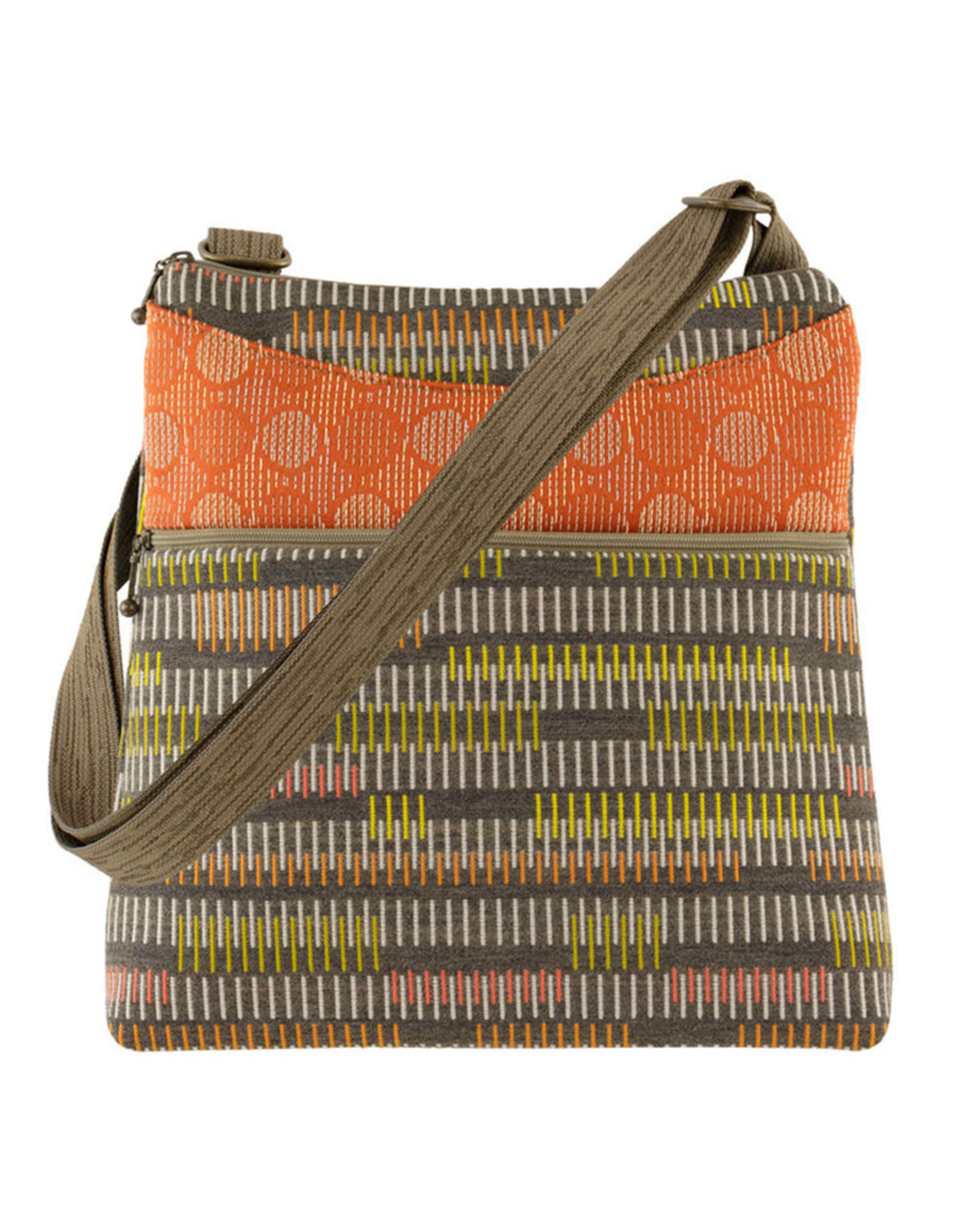 MARUCA ZEN GREY SPREE BAG