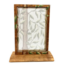 EARRING HOLDER GALLERY BAMBOO EARRING HOLDER WITH BASE