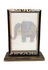 EARRING HOLDER GALLERY ELEPHANT EARRING HOLDER WITH BASE