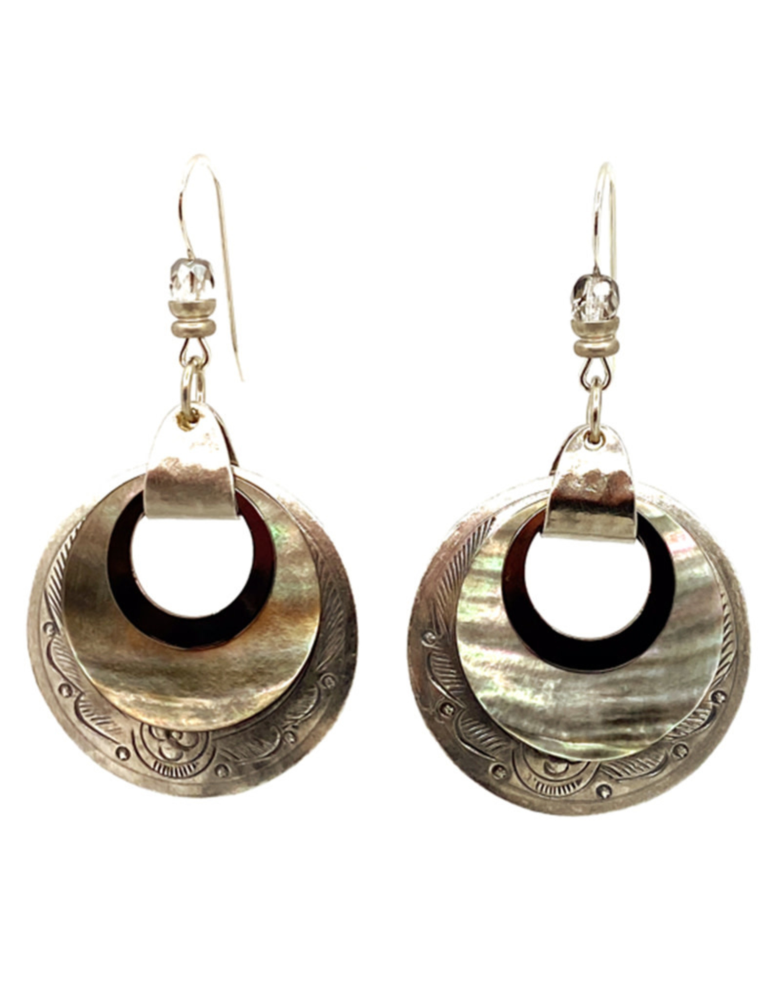 JOHN MICHAEL RICHARDSON MOON PHASES EARRINGS
