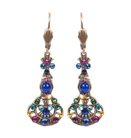 ANNE KOPLIK DESIGNS CLEOPATRA BELL EARRINGS