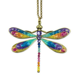 ANNE KOPLIK DESIGNS OLIVIA DRAGONFLY NECKLACE
