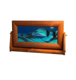 EXOTIC SANDS MEDIUM OCEAN BLUE SANDSCAPE