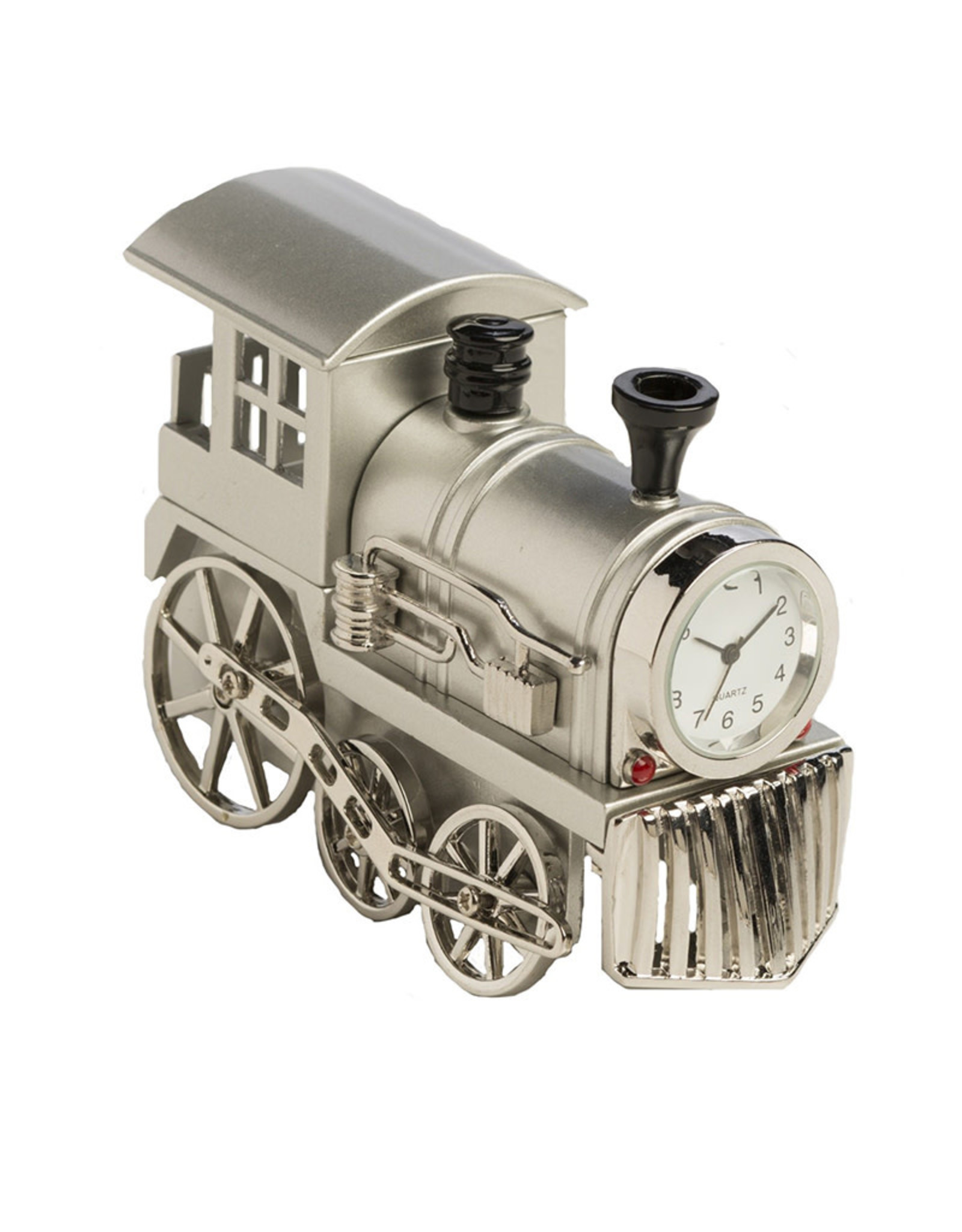 SANIS TRAIN MINIATURE CLOCK