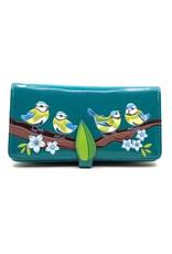 SHAGWEAR BLUEBIRDS WALLET