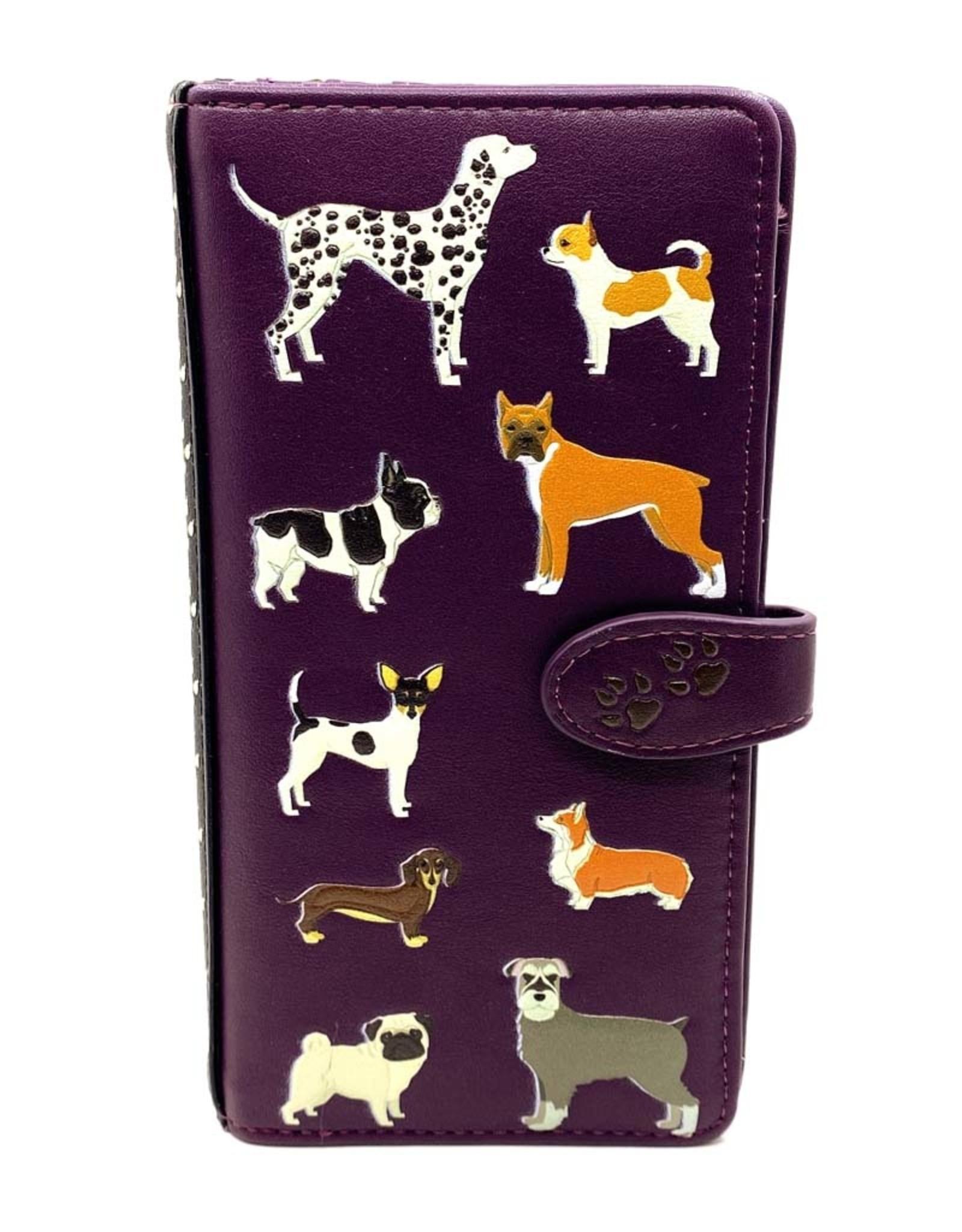 SHAGWEAR DOGS DOGS DOGS WALLET